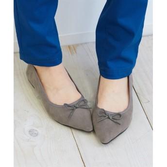 ポインテッドトゥバレエシューズ シューズ(フラットシューズ) Shoes