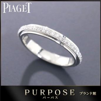 ピアジェ PIAGET ポセション フル ダイヤ エタニティ #48 リング K18WG 18金ホワイトゴールド 750 ダイア 指輪 【証明書付き】
