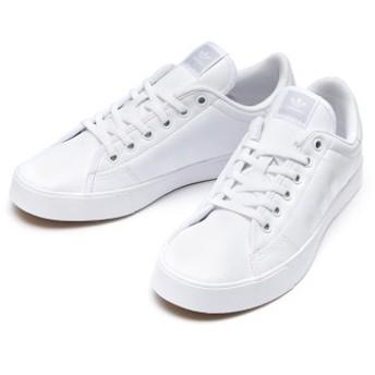 【ADIDAS】 アディダススケートボーディング ADICOURT アディコート BW0747 ABC-MART限定 WHITE/WHT/WHT 26cm