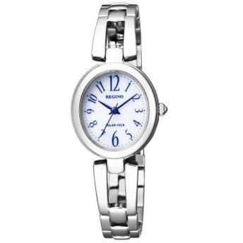 シチズン ソーラーテック腕時計 白 KP1-616-13 [KP161613]