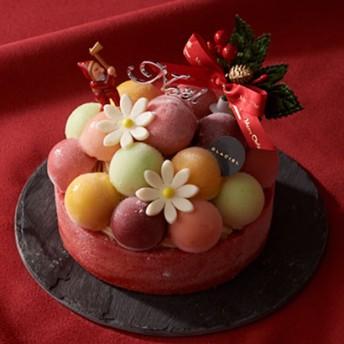 [グラッシェル]クリスマス・バルーン・ド・フリュイ アイスケーキ