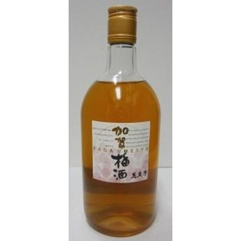萬歳楽 加賀梅酒 14% 720ml