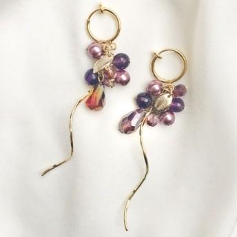 yummy! grape earring