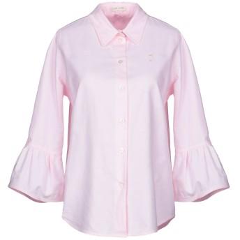 《セール開催中》MARC JACOBS レディース シャツ ピンク 2 コットン 100%