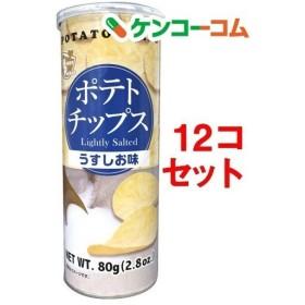 ポテトチップス うすしお味 ( 80g12コセット )