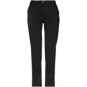 《セール開催中》TWINSET レディース パンツ ブラック XS コットン 67% / ナイロン 30% / ポリウレタン 3%