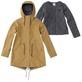 ノースフェイス THE NORTH FACE レディース フィッシュテールトリクライメートコート Fishtail Triclimate Coat カジュアル 防寒 ウェア