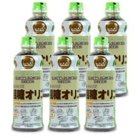 日本オリゴ 粗糖オリゴ 715g × 6本