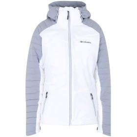 《期間限定セール開催中!》COLUMBIA レディース ブルゾン ホワイト XS ポリエステル 100% Whistler Peak Jacket