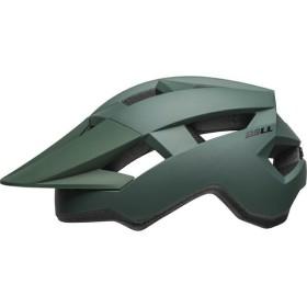 送料無料 BELL(ベル) ヘルメット BMX スパーク マット ダークグリーン/ブラック UA 19
