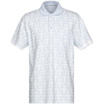 《9/20まで! 限定セール開催中》GIVENCHY メンズ ポロシャツ スカイブルー XXS 100% コットン
