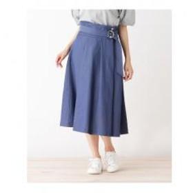 シャンブレースカート