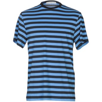 《セール開催中》GOLDEN GOOSE DELUXE BRAND メンズ T シャツ アジュールブルー S コットン 100%