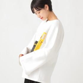 スウェット・ジャージ - kutir 【kutir】マガジンプリントスウェット
