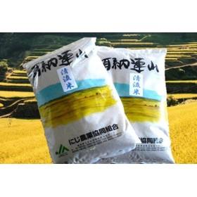 うきは市姫治産限定「夢つくし清流米」(玄米10kg)