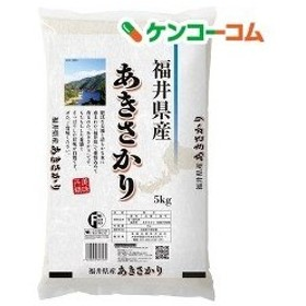 平成30年度産 福井県産あきさかり ( 5kg )
