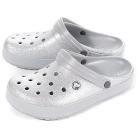 crocs クロックス クロックバンド グリッター クロッグ 205419