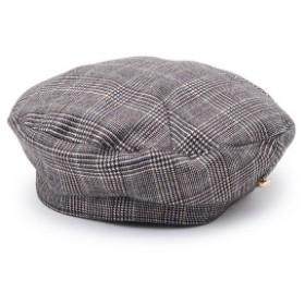 ザ ショップ ティーケー(レディス)(THE SHOP TK Ladies)/ラメチェックベレー帽