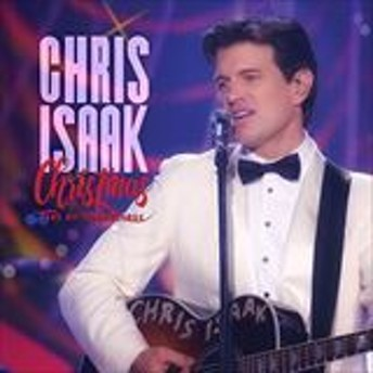 CHRIS ISAAK CHRISTMAS LIVE ON SOUNDSTAGE / CHRIS ISAAK クリス・アイザック(輸入盤) (CD+DVD)4050538335019-JPT