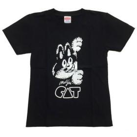 むぎチラ見 KIDSTシャツ 130サイズ(デザイン:Shu Ashimine)