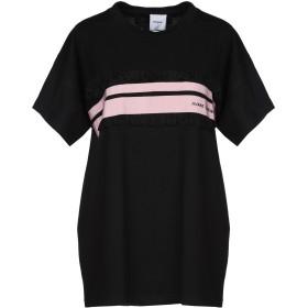 《セール開催中》BROGNANO レディース T シャツ ブラック M コットン 100% / シルク