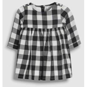 ベビー NEXT  ブラック ギンガムチェック ワンピース  子供服 ベビー服 海外子供服