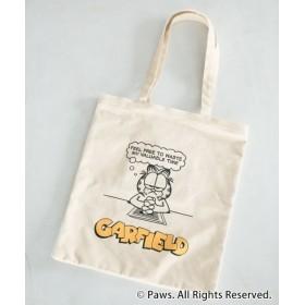 (LEPSIM/レプシィム)GarfieldコラボTOTE/ [.st](ドットエスティ)公式