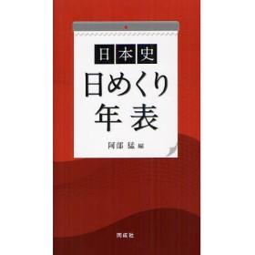 日本史日めくり年表