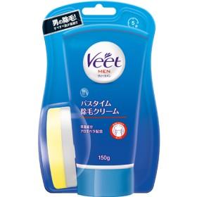 ヴィート ヴィートメン バスタイム 除毛クリーム 敏感肌用 (150g)