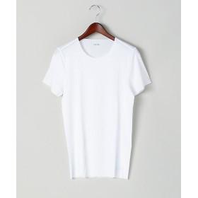 <シーク/SEEK> クルーネックTシャツ(EE3413) 03・ホワイト 【三越・伊勢丹/公式】
