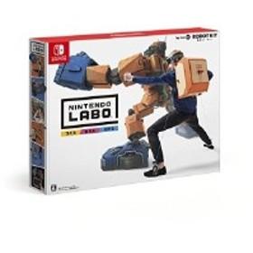 【お取り寄せ】 ニンテンドー/Nintendo Labo Toy-Con 02: Robot Kit/NintendoSwitchソフト