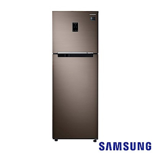 含標準安裝 三星 RT32K553FDX/TW 奢華棕 323L 雙循環雙門冰箱