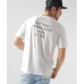 (BAYFLOW/ベイフロー)【BODY GLOVE(ボディグローブ)】バックロゴTシャツ/ [.st](ドットエスティ)公式
