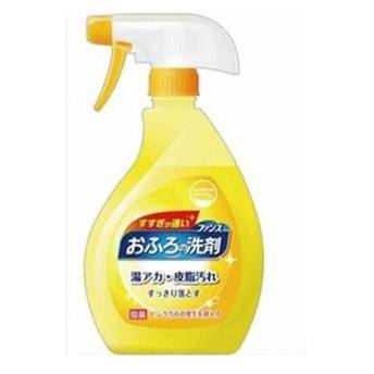 第一石鹸 ファンス おふろの洗剤 オレンジミントの香り 本体380ml