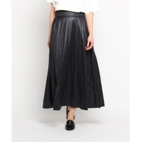 JET NEWYORK / ジェット ニューヨーク ◆【洗える】ヴィンテージライクロングスカート