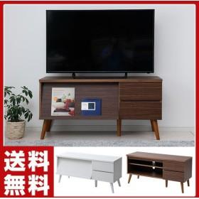 テレビ台 幅120 おしゃれ FFLB-12040 シンプル ラック テレビボード 木製 テレビボード リビング コーナーラック 42インチ ローボード