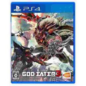 PS4 GOD EATER3(セブンネット限定特典付き)