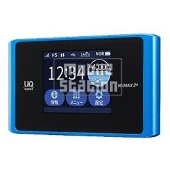 NAD34 ブルー 【新品】SIMフリー NEC Speed Wi-Fi NEXT WX04 Wi-Fi モバイルルーター 本体