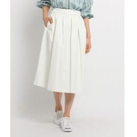 Dessin / デッサン 【洗える】コットンナイロンツイルスカート
