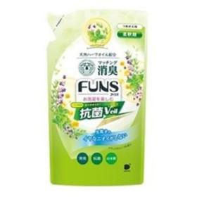第一石鹸  ファンス 抗菌消臭ソフター ナチュラルハーブの香り つめかえ用520ml