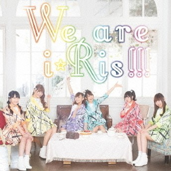 We are i☆Ris!!!(DVD付)