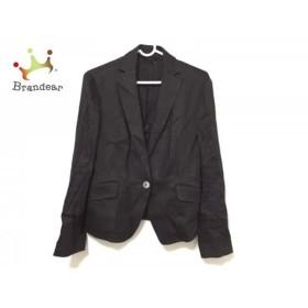 トゥモローランド TOMORROWLAND ジャケット サイズ38 M レディース 黒 collection             スペシャル特価 20190523