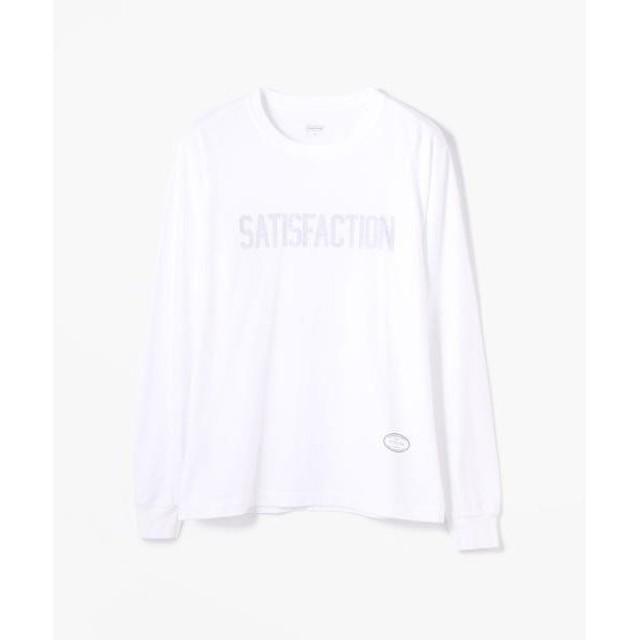 TOMORROWLAND / トゥモローランド TANGTANG SATISFACTION ロングTシャツ
