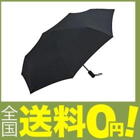 ワールドパーティー(Wpc.) 雨傘 折りたたみ傘 自動開閉傘  ブラック 黒  58cm  レディース メンズ ユニセックス MS