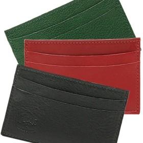 イルビゾンテ カードケース メンズ/レディース IL BISONTE C0567 P