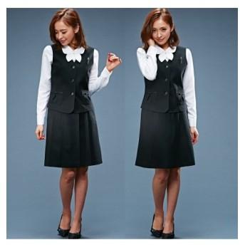 2スカートベストスーツ