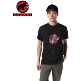 マムート MAMMUT Tシャツ 半袖 メンズ Logo T-Shirt AF ロゴ 1017-00480 0093 od
