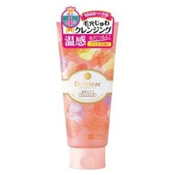 明色化粧品 DETクリア ブライト&ピールホットクレンジングジェルクリーム 200G