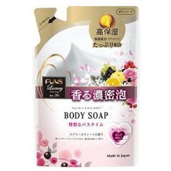第一石鹸  ファンス ラクジュアリーボディソープ ラブリースウィートの香り 詰替 380ml