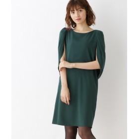 Couture Brooch / クチュールブローチ 【WEB限定LLサイズ】ケープワンピース